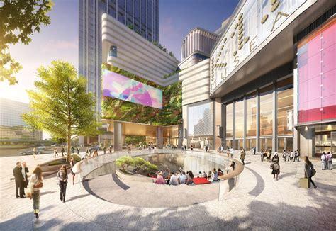 flagship museum retail complex  musea announced  hong kong transforming hong kongs