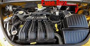 Fuse Box Diagram  U0026gt  Chrysler Pt Cruiser  2001
