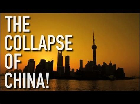 The Economic Collapse Of China! Signs Of China's Failing ...