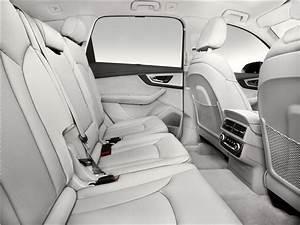Audi Q7 Interieur : 2017 audi q7 interior u s news world report ~ Nature-et-papiers.com Idées de Décoration