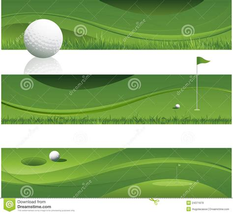abstract golf background royalty  stock images image