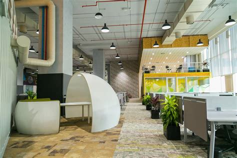 Did You Look At The Freshdesk's New Office In Chennai?