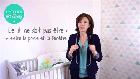 ou placer humidificateur chambre bebe amenagement deco où placer le lit de bébé