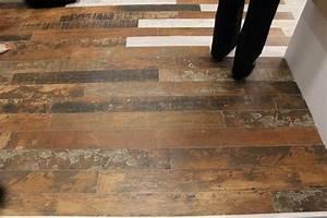 porcelain tile that looks like wood wood is very big in