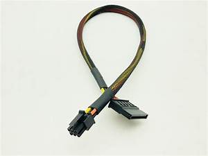 Hard Drive Power Cable Wiring