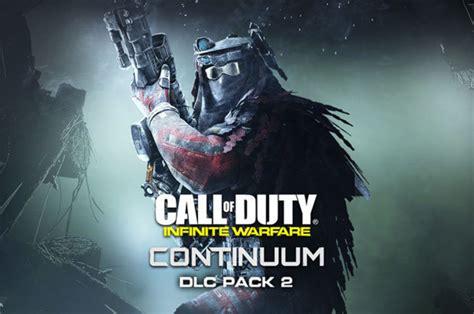 call  duty infinite warfare dlc  release date countdown