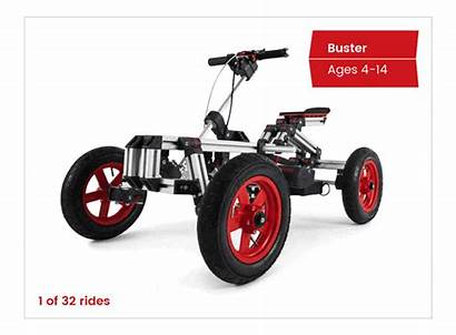 Infento Rides Modular Kit Own Engineer Lets