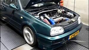 Golf 1 Turbo : dyno vw golf 3 1 8l 20v turbo 330hp kms mp25 youtube ~ Kayakingforconservation.com Haus und Dekorationen