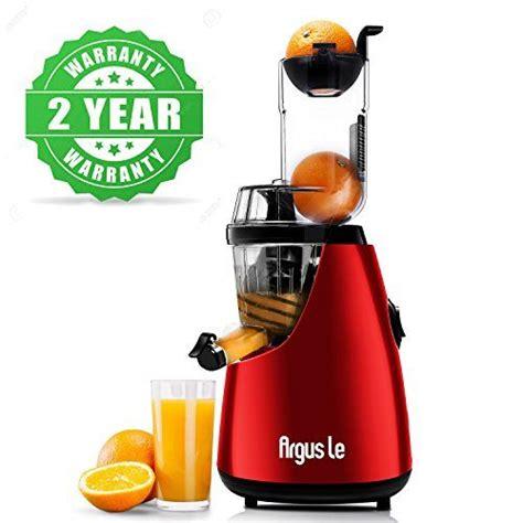 juicer juice slow cold press argus masticating whole masti