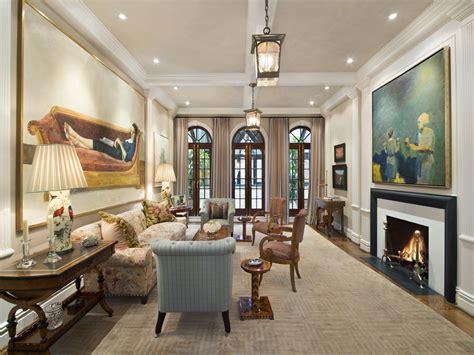 luxury  york city townhouse