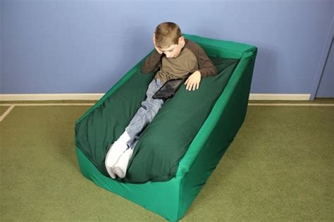 students develop autism snuggle chair the accelerator