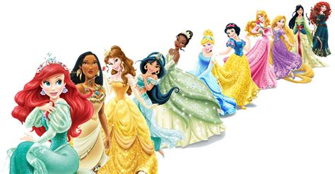 Disney Princesses Png Transparent Images