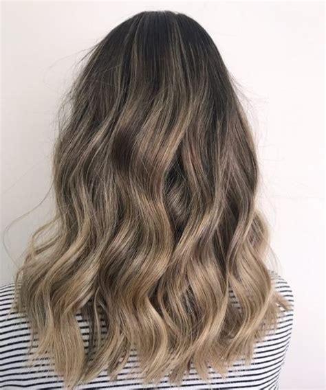 dirty blonde hair ideas  work