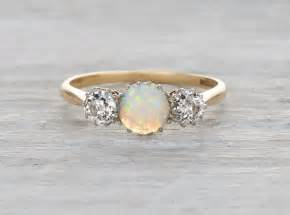 opal engagement ring 1000 ideas about opal engagement rings on pretty rings unique promise rings and