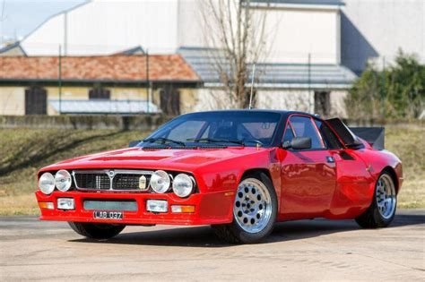 Lancia-Abarth SE 037 - Revivaler