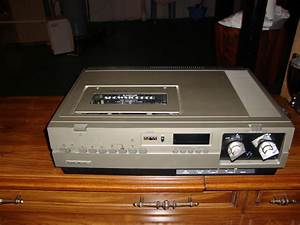 1982 Curtis Mathes top loading VCR. - The Official Vintage ...