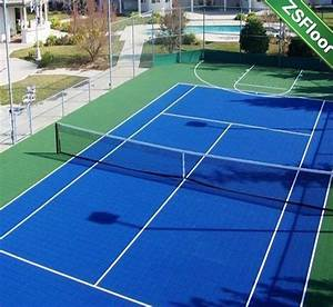 Full Size Tennis Court 120' x 60' | Court Surfaces