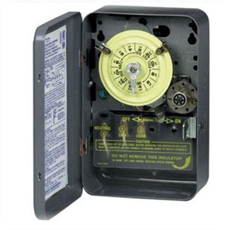 Intermatic Heavy Duty Mechanical Time Switch Hour
