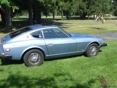 1978 Datsun 280z by 1978 Datsun 280z With Less Than 30 700 Original