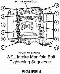 Dodge 3 9 Engine Diagram Intake Manafold