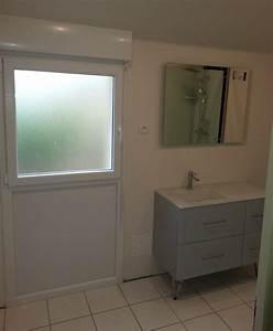 renovation sdb wwwhmca29fr With porte d entrée pvc avec meuble simple vasque salle de bain
