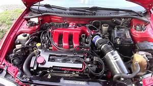 Mazda 323f Ba 2 5 199hp Klze First Start Up