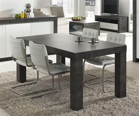 luminaire salle a manger contemporain 8 table de salle manger effet bton cir gris moderne