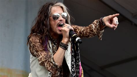 Aerosmith Steven Tyler Sends Donald Trump Cease