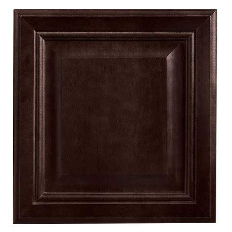 hton bay cabinet doors hton bay 12 75x12 75 in cabinet door sle in cambria