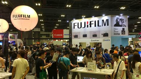 pc shows happening  singapore  tech lobangs