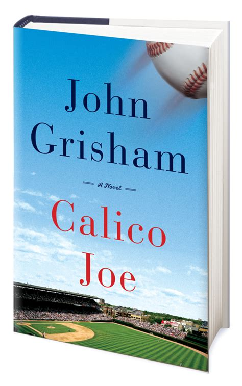 Calico Joe By John Grisham  Chronicles Of Natalie
