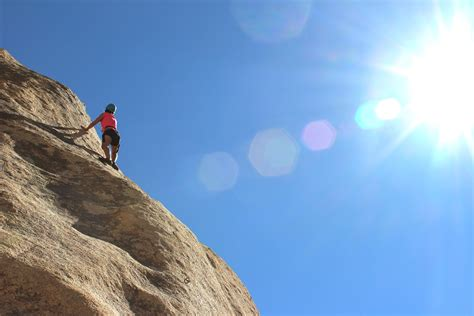Rock Climbing The Algarve Near Figs Funcho
