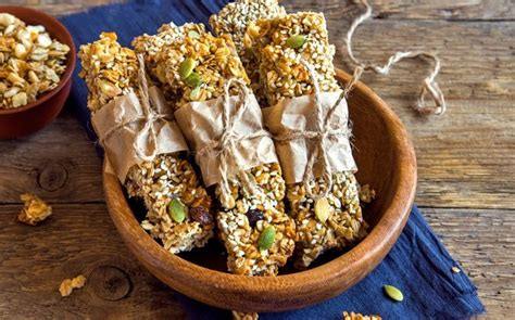 Geschenke Aus Der Küche: Müsli-riegel Selber Machen