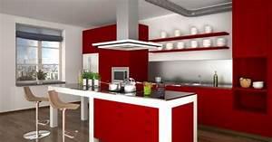 plan de travail de cuisine facon bar With plan de travail cuisine rabattable