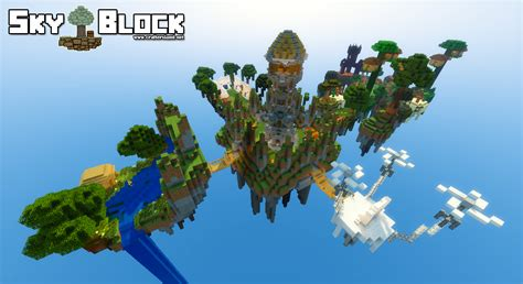 Skyblock Server Island Level & Challenges By Craftersland