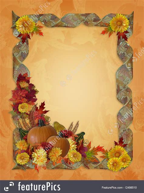 templates thanksgiving autumn fall background stock