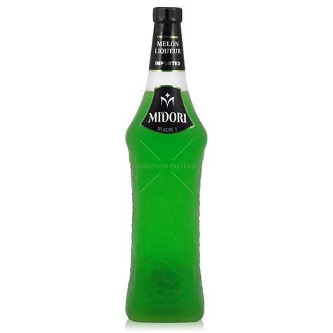 midori liquor midori melon liqueur 1 0l 20 vol midori liqueur