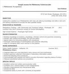 sle resume entry level phlebotomist augustais