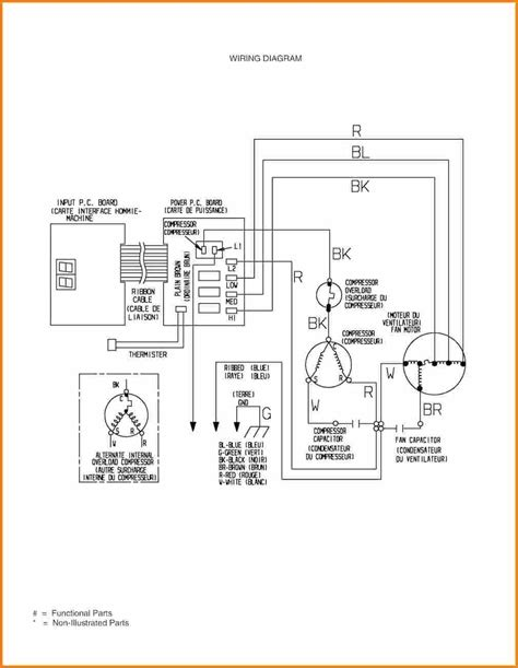amana thermostat wiring diagram amana ptac wiring diagram free wiring diagram
