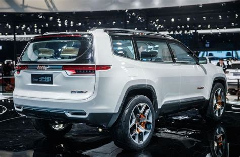 Jeep Wagoneer 2018 Price by 2018 Jeep Grand Wagoneer Preview Pricing Release Date