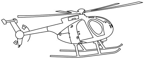 helicopter coloring pages    print