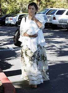 Kourtney Kardashian Maxi Dress - Kourtney Kardashian ...