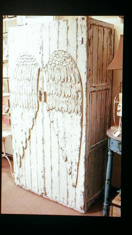 angelic shabby chic wardrobe closet for the home