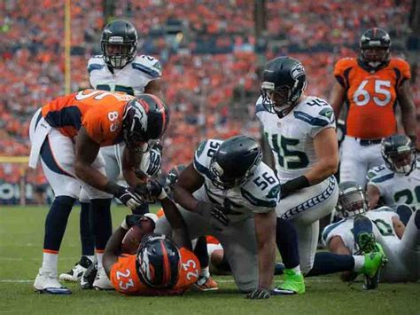 broncos beat seahawks     preseason game