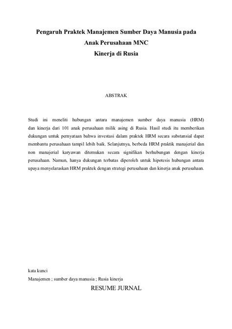 contoh jurnal penelitian tentang pendidikan contoh bu