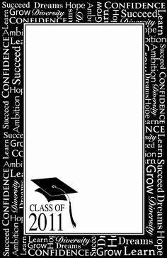 graduation clip art borders graduation theme border