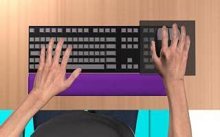 position ergonomique au bureau position ergonomique idéale de la souris sur le bureau