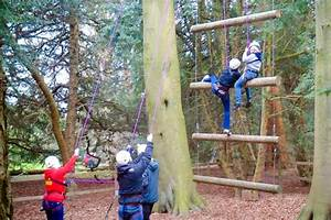 High Ropes In Harrogate And The Yorkshire Dales