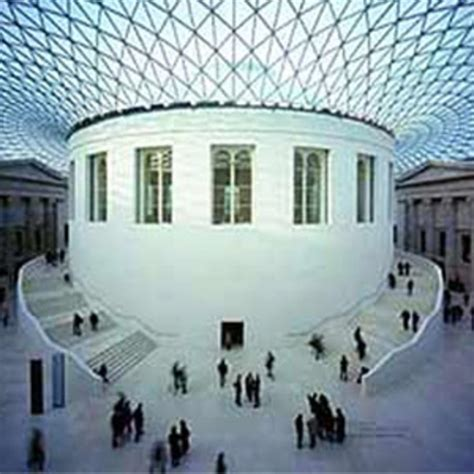 foster partners  great court british museum london floornature