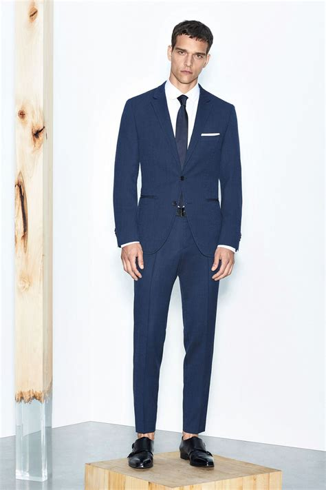 Chambre Marine - costumes mariage homme hugo
